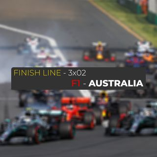 F1 - GP Australia 2019