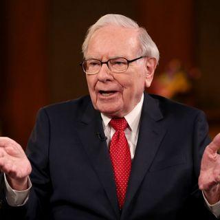 156) Come sta investendo #Warren #Buffet con la sua #Berkshire ? Analizziamo il suo #portafoglio.