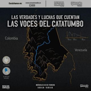 Voces del Catatumbo