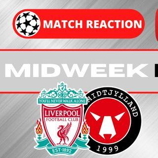 Liverpool v Midtjylland -auphonic