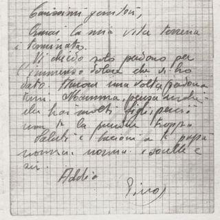 Lettere dei partigiani condannati a morte, per non dimenticare, per dare forza ad ogni 25 aprile!