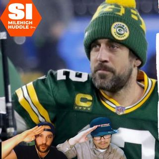 HU #684: Broncos a 'Legit Landing Spot' for Aaron Rodgers | w/ Willy Alexander