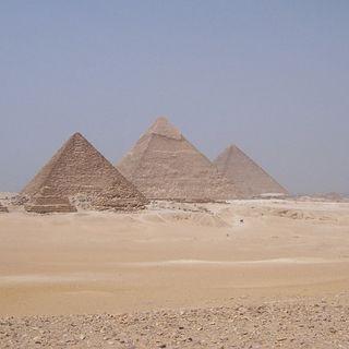 Robert Bauval - La Religione Stellare dei Costruttori delle Piramidi di Egitto