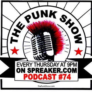 The Punk Show #74 - 07/23/2020