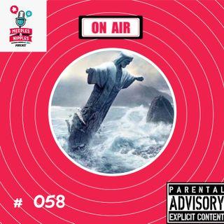 Meeples & Nipples Podcast #058 - Comunicado Geek Carioca e DOFF