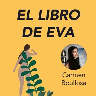 Carmen Boullosa presenta El libro de Eva