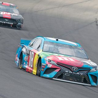 The NASCAR Show:NASCAR Cup race at Pocono and the dominance of Kyle Busch. They also talk about the concerns of field sizes for K&N and ARCA