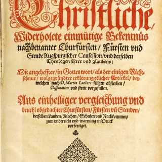 BoC 53 - Preface to the Augsburg Confession