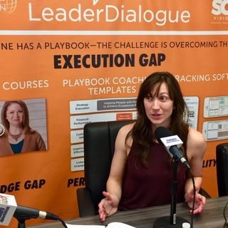 LEADER DIALOGUE: Humanity at the Forefront – Deep Dive