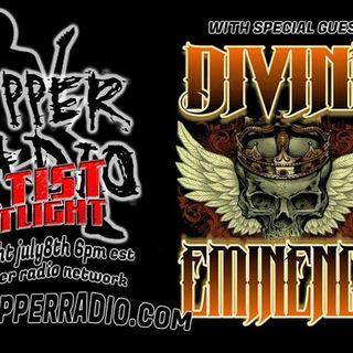 Ripper Radio Artist Spotlight with Divine Eminence