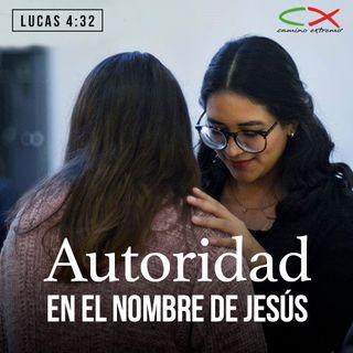 Oración 25 de febrero (Autoridad en el nombre de Jesús)