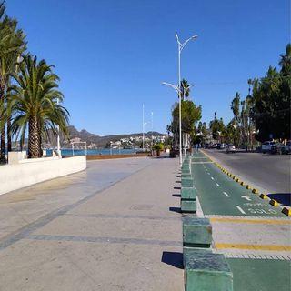Cierran otra vez el malecón de La Paz por aglomeraciones
