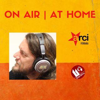 ON AIR | AT HOME - con Gigi Giancursi