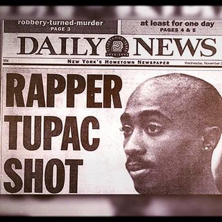 Tupac Quad Studio Shooting What Really Happened ?