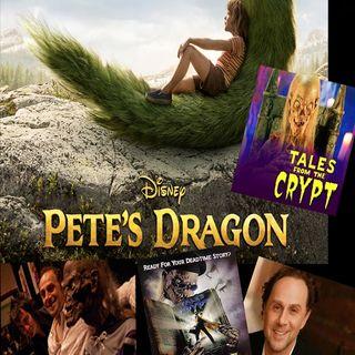 The Crypt Keeper/Petes Dragon John Kassir & GhostMan&Demon Hunter Show