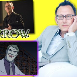 #306: Emmy-winner Michael Emerson on Arrow and voicing the Joker!