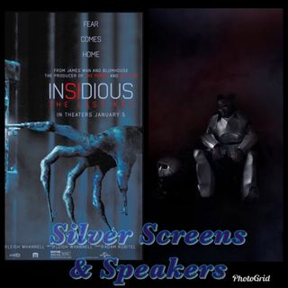 Silver Screens & Speakers: Insidious The Last Key & T-Pain: Oblivion