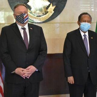 Terrorismo: Gli USA tolgono il Sudan dalla black list, ma presentano il conto