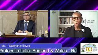 Protocollo Italia – England & Wales