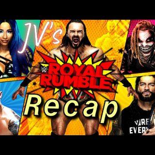 Episode 11 - 2021 Royal Rumble Recap