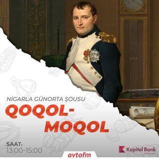 Napoleon Bonaparte-nin ən sevdiyi yeməklər | Qoqol-moqol #30