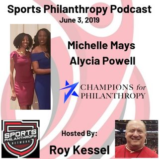 EP15: Alycia Powell & Michelle Mays, Champions for Philanthropy
