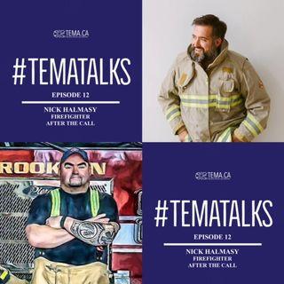 #TemaTalks Episode 12: Nick Halmasy