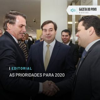 Editorial: As prioridades para 2020