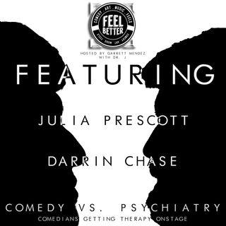 (LIVE) Julia Prescott + Darrin Chase