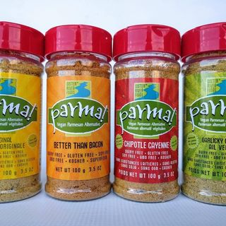 Parma: The Vegan Parmesan