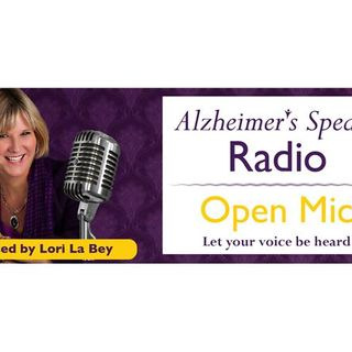 Alzheimer's Speaks Open Mic - What Do You Want To Talk About?