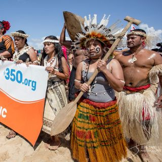 Youth Radio - Pacific Warriors 350 org