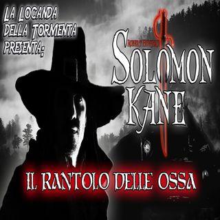 Audiolibro Solomon Kane 05 Il Rantolo delle ossa