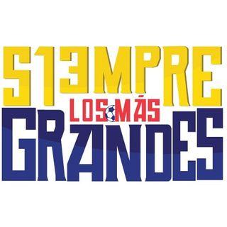 LOS MÁS GRANDES Temporada 4 programa 008. Marzo 6, 2019.