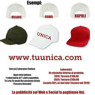 Cercasi Laboratori t-shirt e cappellini solo italiani