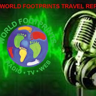 World Footprints Travel Report - 7/21/14