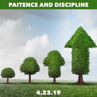 The compounding power of patience and discipline.