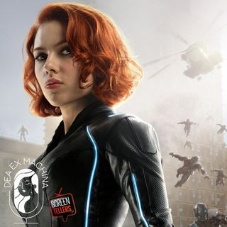 Dea ex Machina - Natasha Romanoff (Black Widow)
