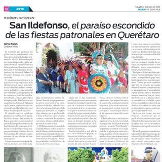 San Ildefonso de Colón, el paraíso escondido de las fiestas patronales en Querétaro