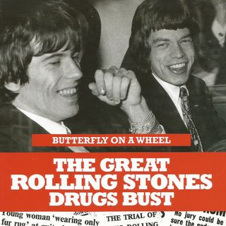 147 - Simon Wells - Rolling Stones Drug Bust Book