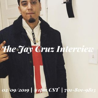 The Jay Cruz Interview.