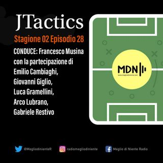 J-TACTICS - Il talento di Mr. Ripley (S02 E28)