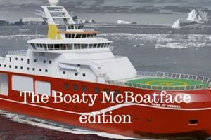 24: #LTT-Listen To This Top 5 - The Boaty McBoatface edition...
