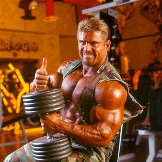TGTN Special Guest:Bodybuilder Eddie Robinson