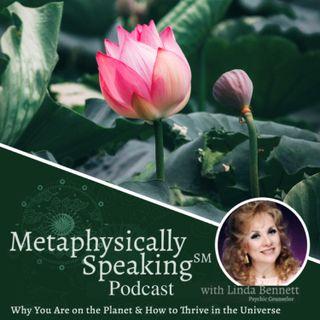 Metaphysically Speaking℠ Podcast