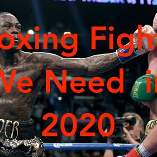 GET IT DONE FRIDAY BOXING TOUR 2020 YOUTUBE DRAMA SPORTS AND NEWS