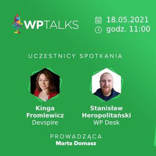 WP Talks #24: Nowa marka. I co dalej?