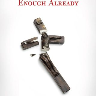 Jesus Christ! Enough Already with Authors Ken Timmerman and Jim Shriner