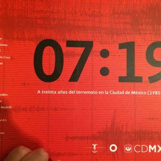 07:19 A treinta años del terremoto 1985-2015