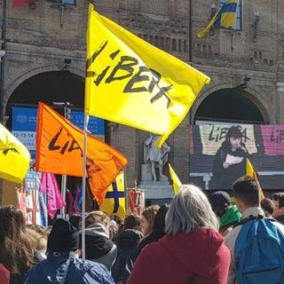 Libera - saluti istituzionali, testimonianze e lettura nomi delle vittime - Manifestazione 21.03.18